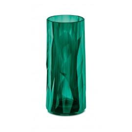 Szklanka do longdrinków Club Superglas 250ml. butelkowa zieleń Koziol zieleń