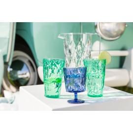 Szklanka Crystal L butelkowa zieleń 450ml Koziol