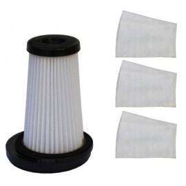 Filtr HEPA do odkurzacza SVC11 + 3 filtry wstępne Prime3