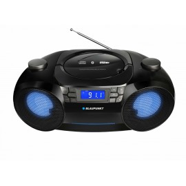 BB31LED - Przenośny radioodtwarzacz BT/FM/CD/MP3/USB Blaupunkt