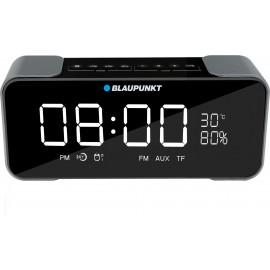 Przenośny głośnik Bluetooth z radiem FM, odtwarzaczem micro SD oraz alarmem Blaupunkt
