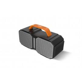 Wodoodporny, przenośny głośnik Bluetooth z radiem i odtwarzaczem microSD Blaupunkt