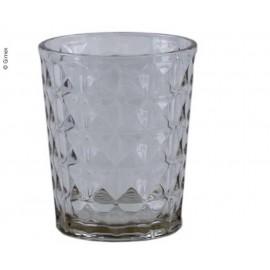 Szklanka do wody lub soku beżowa Gimex melamina