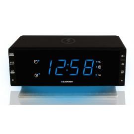 CR55CHARGE - Radiobudzik z funkcją ładowania USB Blaupunkt