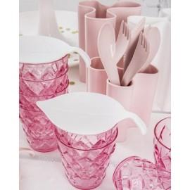 Szklanka różowa Crystal  S Koziol