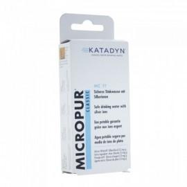 Tabletki do uzdatniania wody pitnej Katadyn