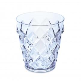Szklanka 200 ml  Crystal jasno-niebieska Koziol