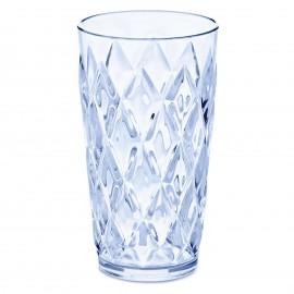 Szklanka 450 ml Crystal jasno-niebieska Koziol