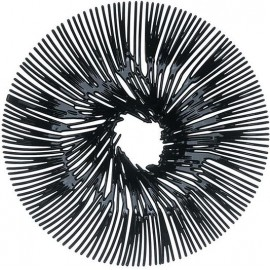 Patera Anemone czarna Koziol
