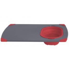 Deska do krojenia czerwona