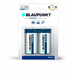 Bateria alkaliczna LR14/1,5V Blaupunkt