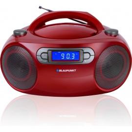 BOOMBOX Przenośny radiootwarzacz FM/CD/MP3/USB/AUS Blaupunkt