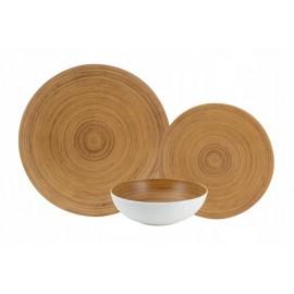 Zestaw Obiadowy Bamboo Style Flamefield