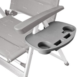Stolik montowany do krzesła na napoje