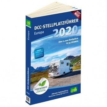 Katalog kempingów DCC Europa  2020