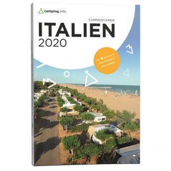 Katalog kempingów  Włochy 2020
