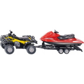 Zabawka dla dzieci quad z skuterem