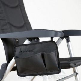Organizer / saszetka do krzesła Isabella Dark Grey